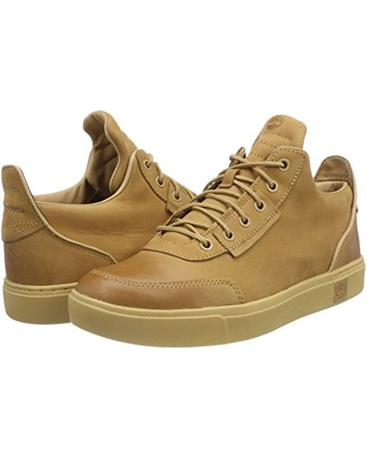 df51c8665cb Men's Brown Amherst High Top Sensorflex Chukka Boots