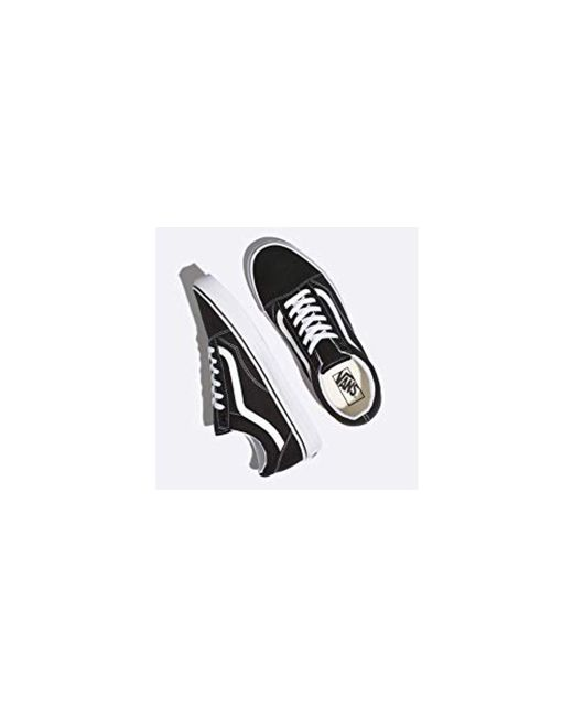 b12e55d4a0 Vans Old Skool Trainers in Black for Men - Save 52.38095238095238 ...