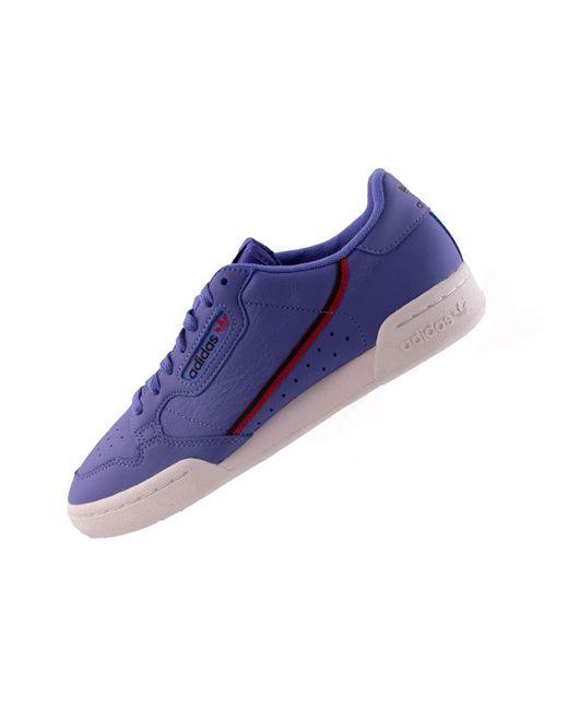 Lilas - 41 Caoutchouc adidas pour homme en coloris Violet - 9 % de ...
