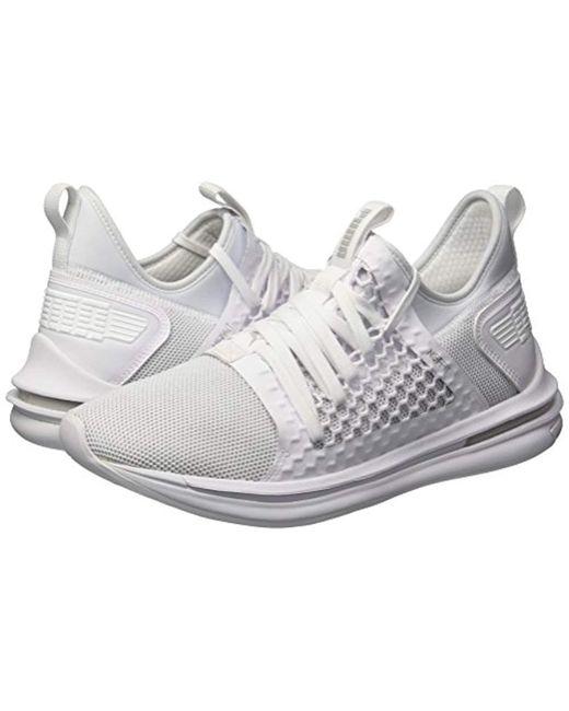 10e1178bb6f9 ... PUMA - White Ignite Limitless Sr Netfit Sneaker for Men - Lyst ...