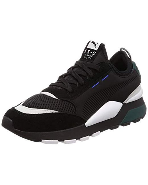 246205836080 PUMA Unisex Adults  Rs-0 Winter Inj Toys Low-top Sneakers in Black ...