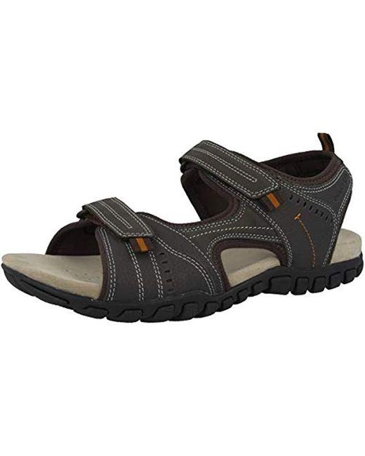 Großhändler großer Rabatt heißes Produkt Geox Schuhe U Mito A in Brown for Men - Lyst