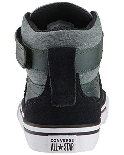 3c8442edb ... Converse - Black Lifestyle Pro Blaze Strap Hi