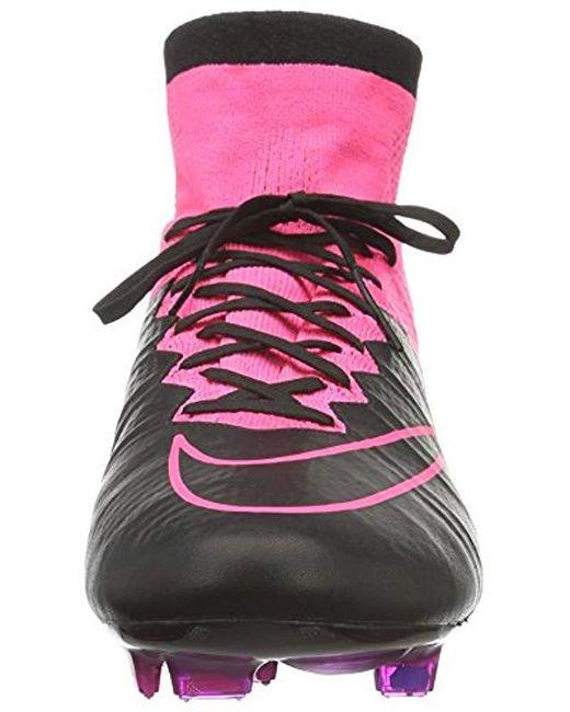 Nike Mercurial Superfly Lthr Fg Football Boots for Men Lyst