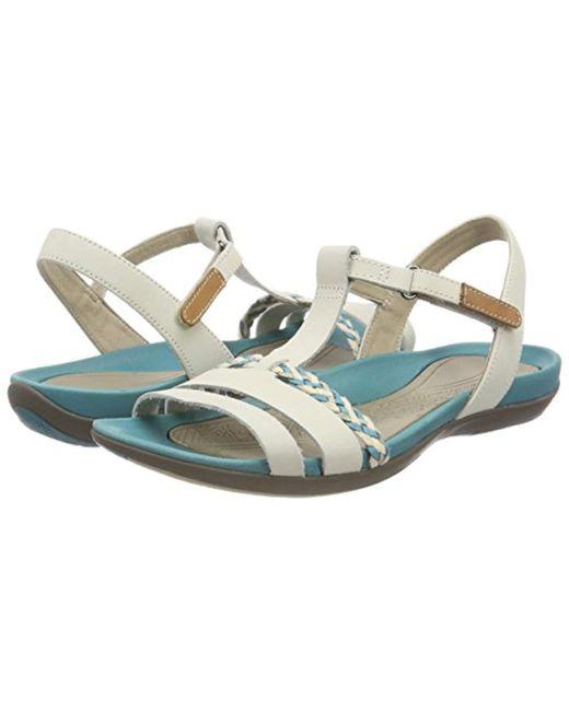 Clarks Tealite Grace Women's Sandals In Beige in Natural Lyst