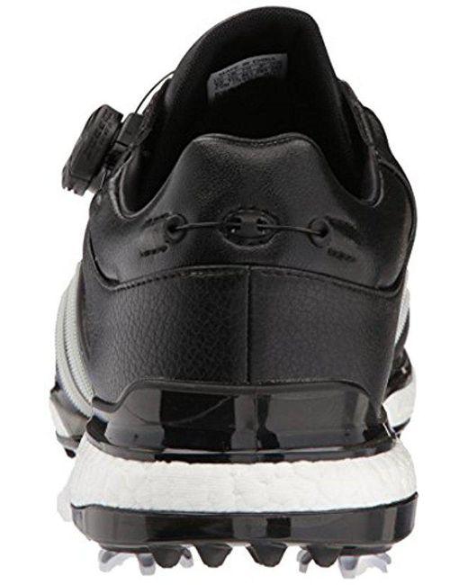 new style 45543 88ba5 Men's Black Tour360 Eqt Boa Golf Shoes