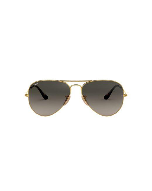 Aviator Montures de lunettes Ray-Ban en coloris Gray