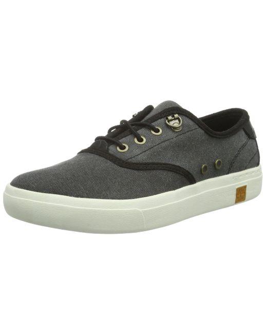 Amherst Oxford Sneakers pour - - Noir, 38 EU Timberland en coloris Black