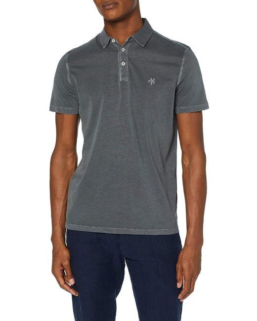 Marc O'polo 924221053068 Poloshirt in Gray für Herren