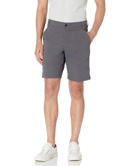 """Slim-fit Hybrid Tech 9"""" Short Pantalones Cortos Amazon Essentials de hombre de color Gray"""