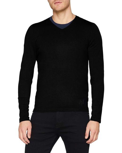 829506060158 Sweater Marc O'polo pour homme en coloris Black