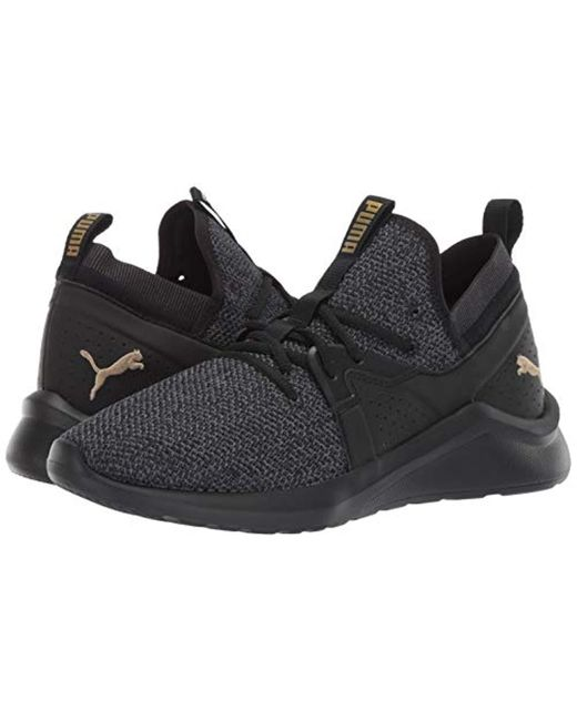 adee30c0b066 Lyst - PUMA Emergence Sneaker in Black - Save 28%