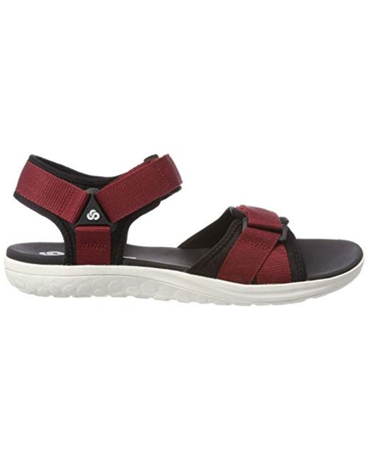 ac131ebb23aed ... Clarks - Red Step Beat Sun