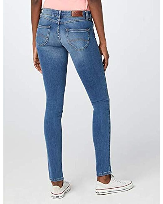 website for discount first look best price Tommy Hilfiger Denim Sophie Skinny Jeans in Blue - Lyst