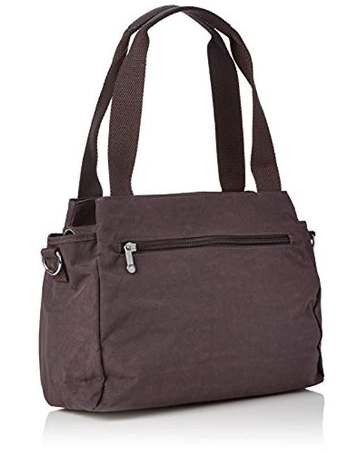 3dfe8a25d2 Kipling Elysia Top-handle Bag in Brown - Save 2% - Lyst