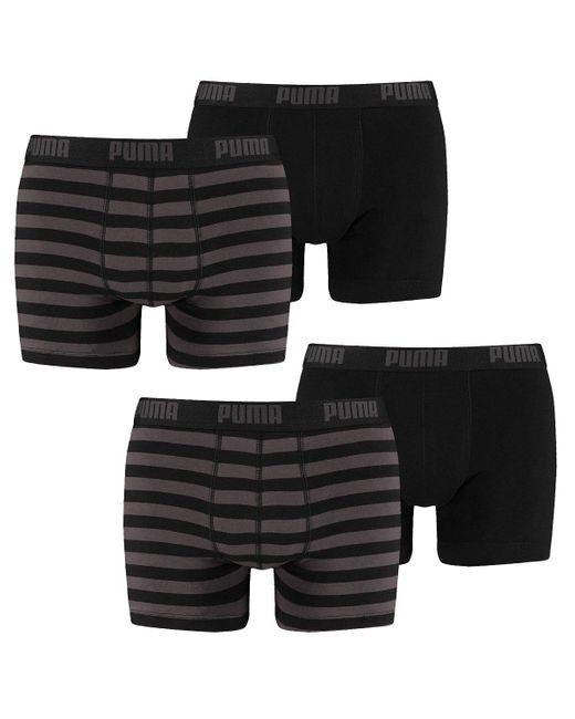 PUMA Boxershorts für in Black für Herren