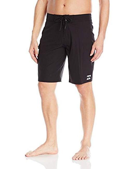 Billabong - Black All Day X Stripe Boardshort for Men - Lyst