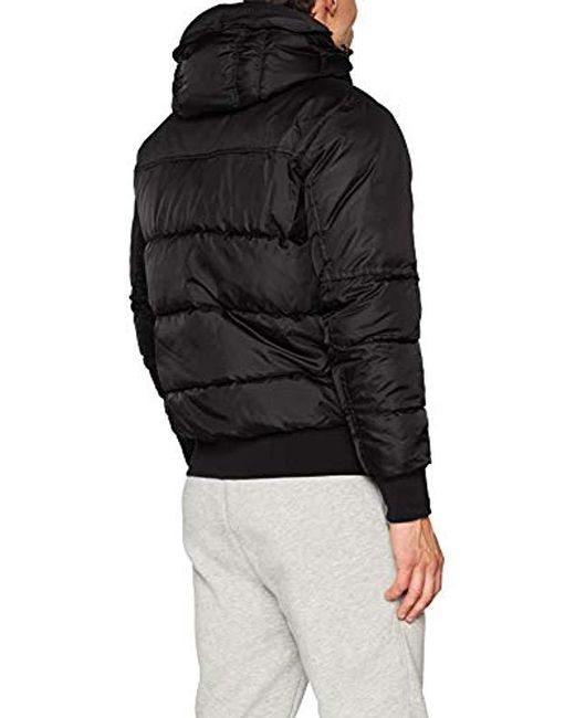 857151eee G-Star RAW Whistler Quilted Hdd Bomber Jacket in Black for Men ...