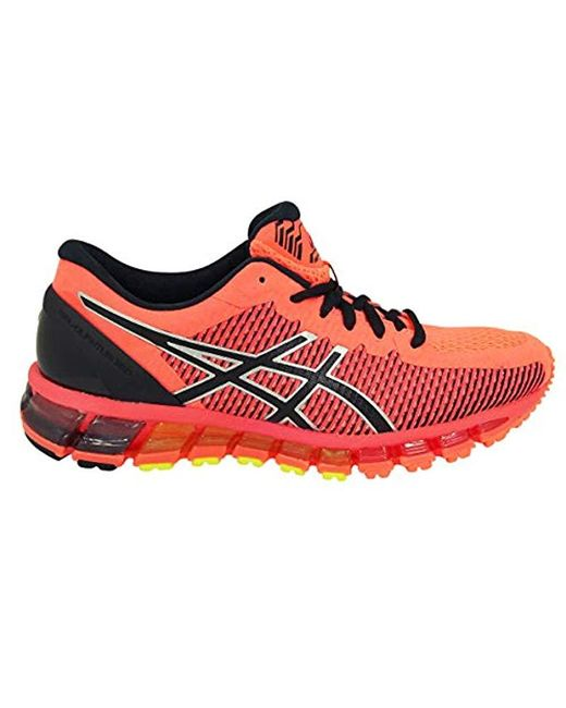 énorme réduction 44a50 baac4 Women's Orange Gel-quantum 360 Cm Running Shoes (t6g6n)