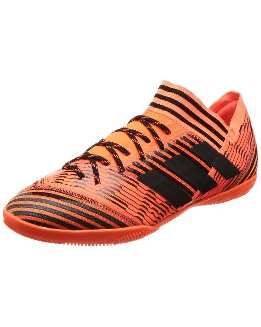 Nemeziz Tango 17.3 in, Chaussures de Football Homme Adidas pour homme en coloris Orange