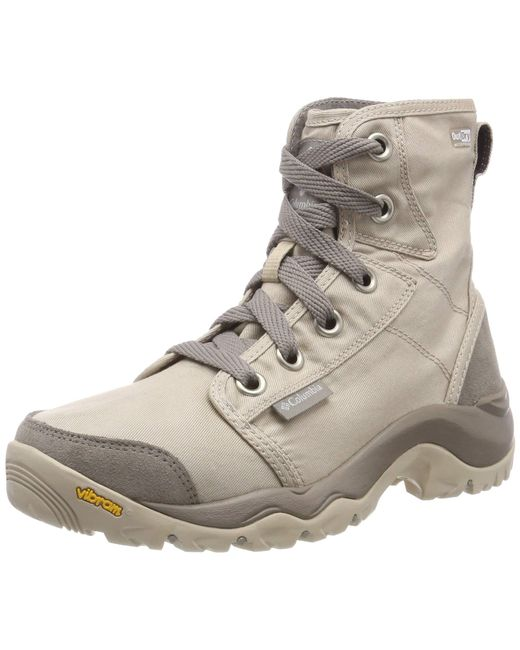 Columbia Natural Stiefel Casual