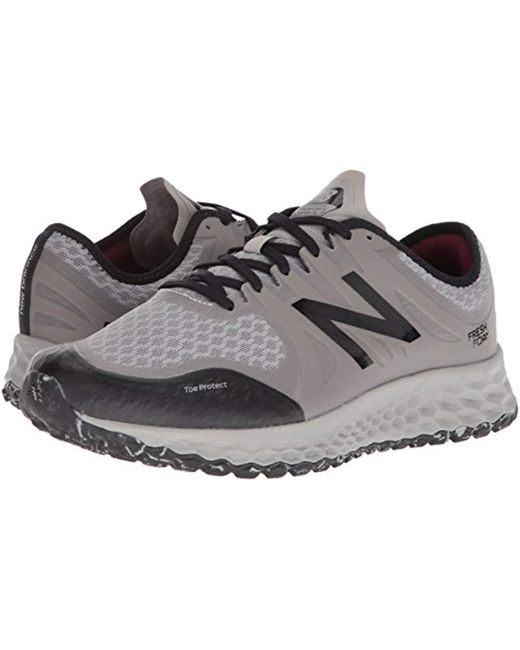 c59afcce86ed3 ... New Balance - Gray Fresh Foam Kaymin Gore-tex Trail Running Shoes for  Men ...