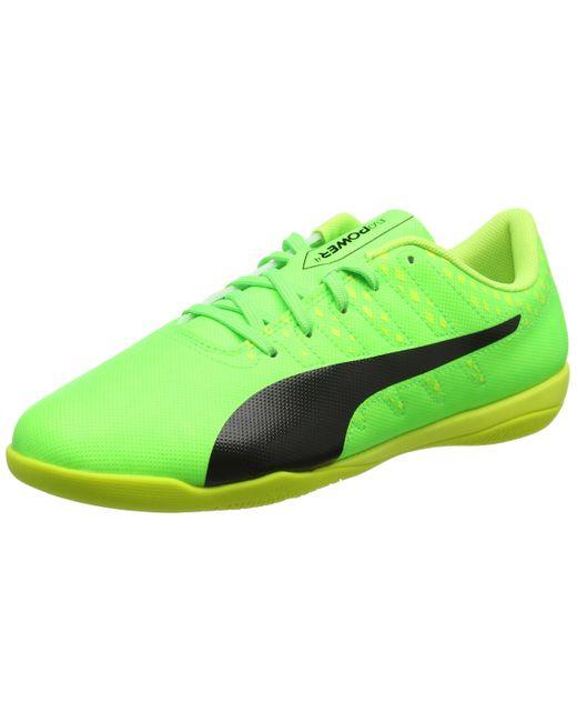 PUMA Herren Evopower Vigor 4 IT Fußballschuhe in Green für Herren