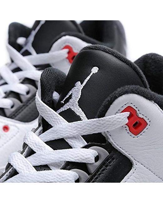 half off a7dee b9cf0 Nike Air Jordan 3 Retro 'infrared 23' -136064-123 for Men ...