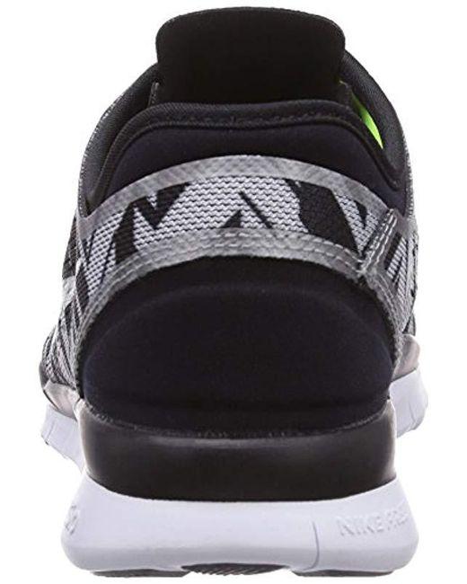 pretty nice b3bca 25e71 Nike Free 5.0 Tr Fit 5 Print, Unisex Adults' Running Shoes ...