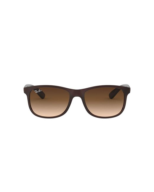 Andy Gafas de sol Ray-Ban de color Brown