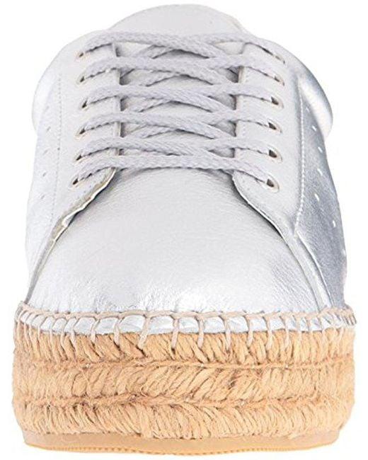8824ec29437 ... Steven by Steve Madden - Metallic Pace Fashion Sneaker - Lyst ...