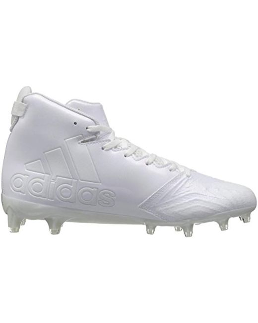 aebb243423db6 Lyst - adidas Performance Freak X Carbon Mid Football Shoe in White ...