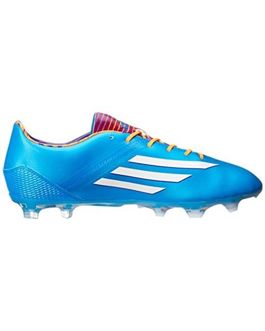 2d7292f00 ... Adidas - Blue Performance F30 Trx Firm-ground Soccer Cleat for Men -  Lyst ...