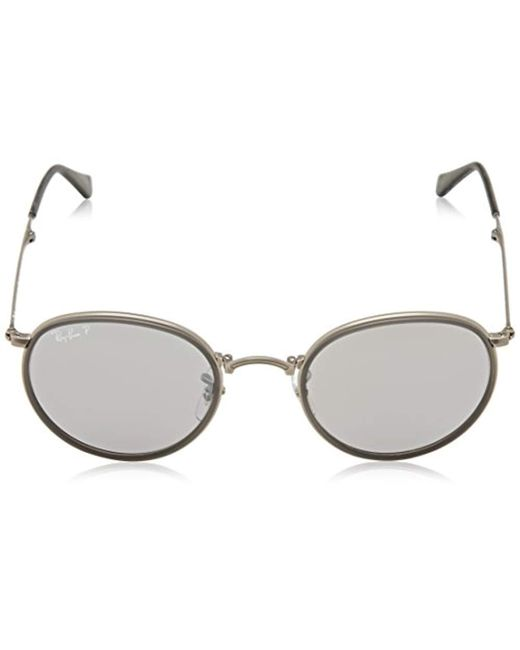 ee6e8d80f58d ... Ray-Ban - Multicolor Sonnenbrille Round (rb 3517) - Lyst ...
