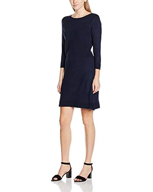 Esprit - Blue Dress - Lyst