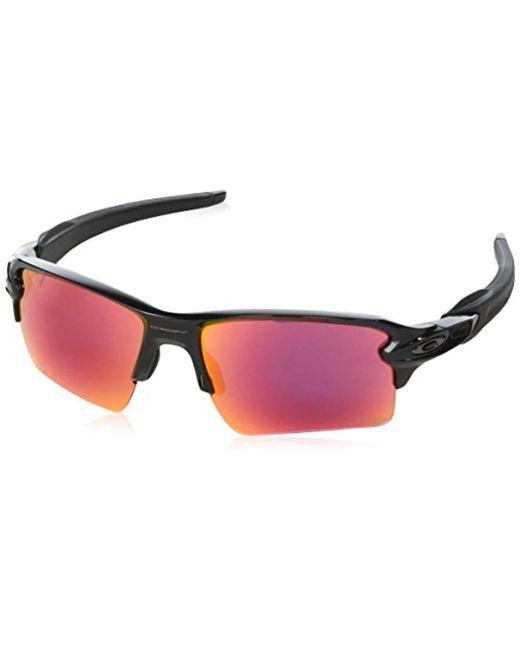 Oakley - Flak 2.0 918891 59, Gafas de Sol para Hombre, Negro (Polished Black) for Men - Lyst