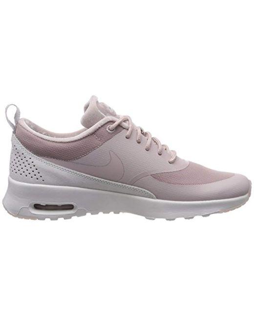 bonita y colorida venta minorista ventas calientes Nike Synthetic Wmns Air Max Thea Lx Gymnastics Shoes in Pink - Lyst