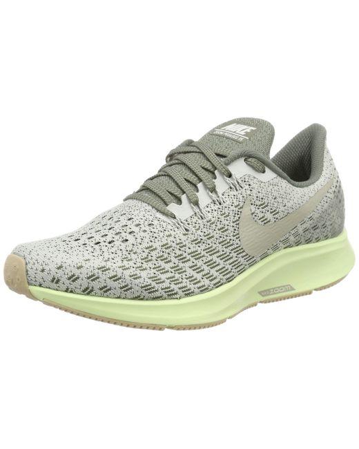 WMNS Air Zoom Pegasus 35 Nike en coloris Metallic