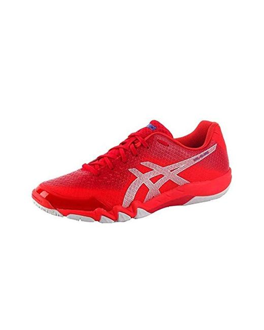 bee11bd611e35 Asics Gel-blade 6 R703n-600 Squash Shoes in Red for Men - Save 44 ...