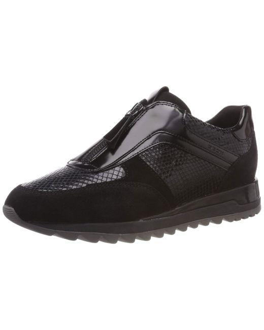 Geox Black Damen D Tabelya A Sneaker