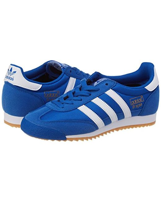 quite nice 55b2f 551de ... Adidas - Blue Dragon Og Trainers for Men - Lyst ...