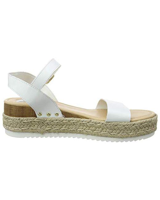 f2e247b7499 Women's White Chiara Platform Sandals