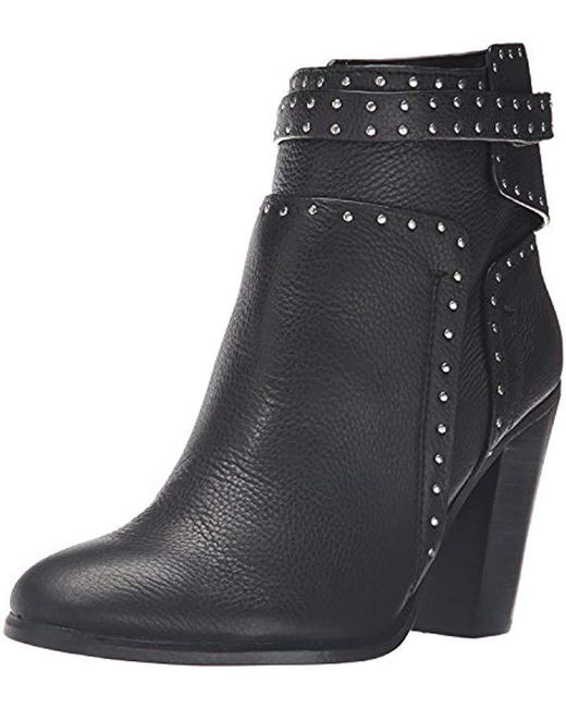 Vince Camuto Black Faythes Ankle Bootie