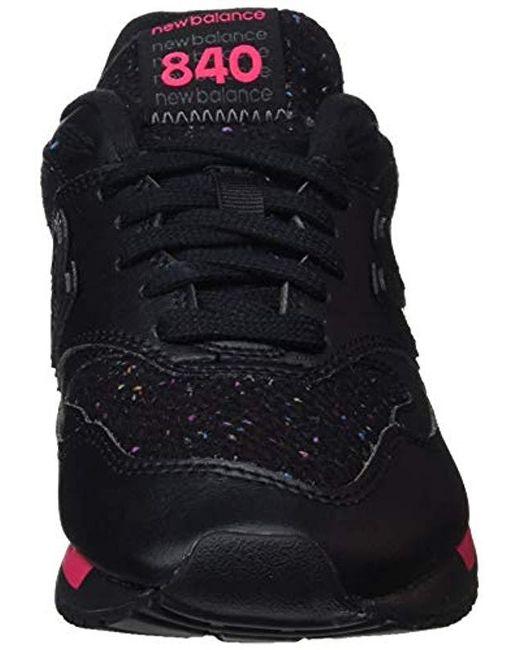 9b2be97da0e25 Women's Black 840 Trainers