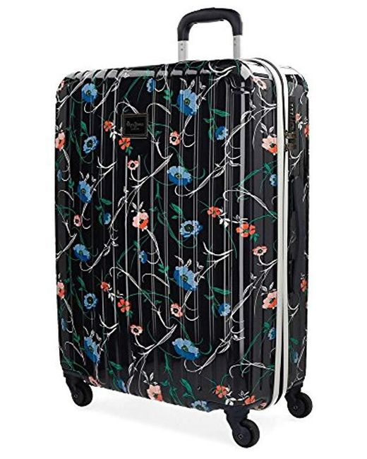 d87be6c108 Pepe Jeans - Multicolor Pasqui Valise, 67 cm, 72 liters for Men - Lyst ...