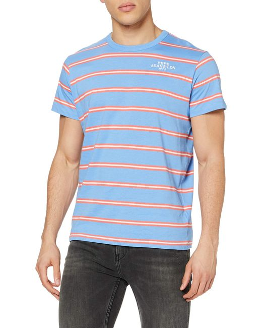 Sonny Camiseta Pepe Jeans de hombre de color Blue
