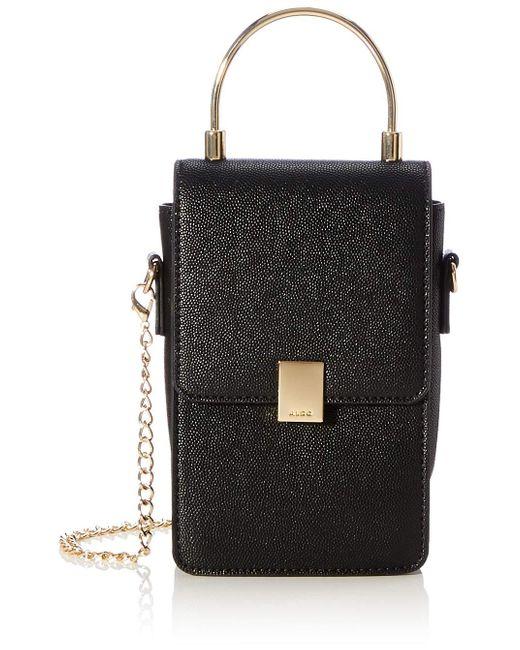 ALDO Black Citrina Handbag
