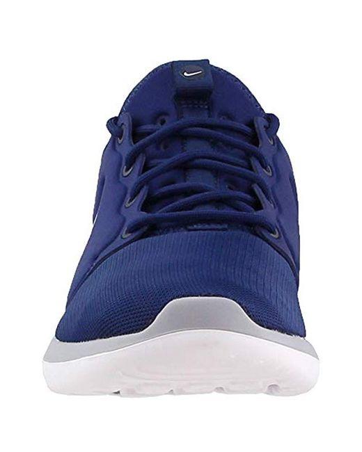 Nike Roshe Two Binary Bluewhite Wolf Grey Running Shoe 9.5