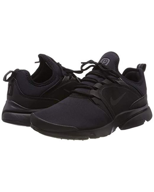 Nike Presto Fly World Gymnastics Shoes in Black for Men ...