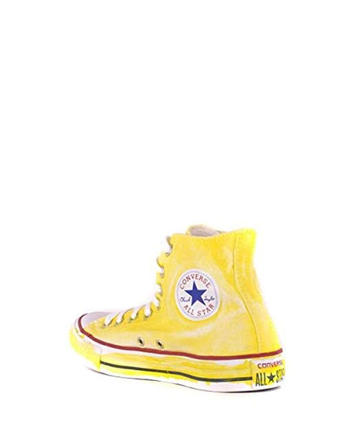 Zapatillas Altas de Tela Unisex Adulto Converse Chuck Taylor All Star Speciality Hi